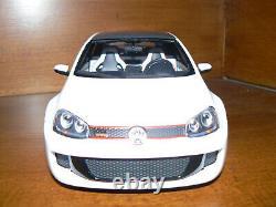 Volkswagen golf 5 gti w12 650ch 1/18 1 18 118 otto ottomobile ottomodels boxed