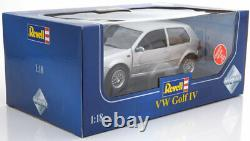Vw Golf IV Gti 1997 2003 Silver Revell 08945 1/18 Volkswagen Metal Tdi 1.9